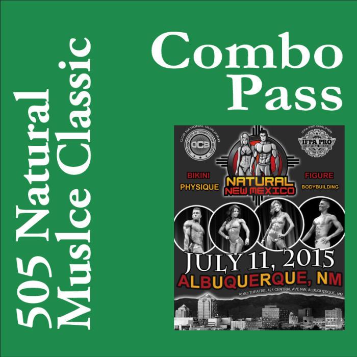 OCB Natural New Mexico: Combo (both shows 11:00am & 3pm)