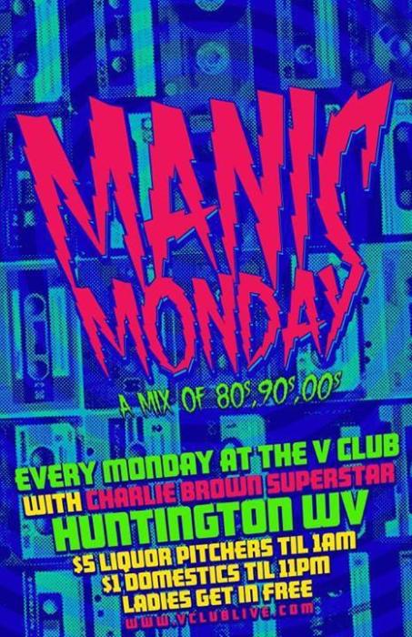 Manic Monday~A Mix Of 80