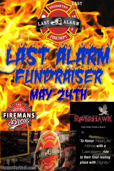 Last Alarm Fund Raiser