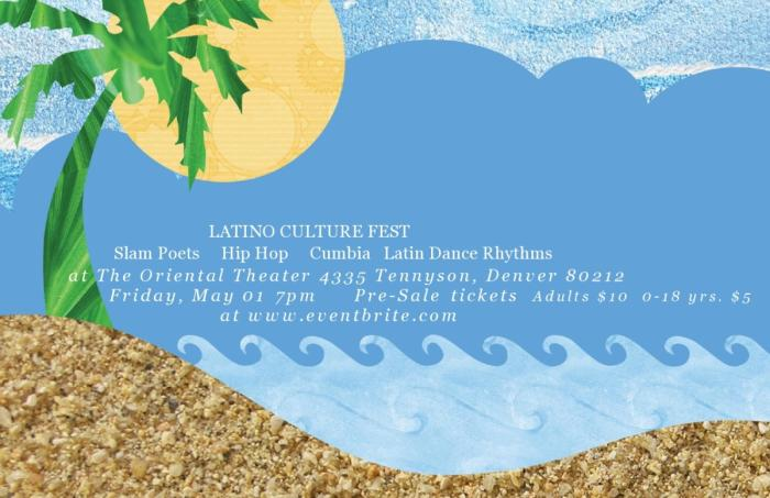 Berkeley Latino Culture Fest feat. Micky Cruz