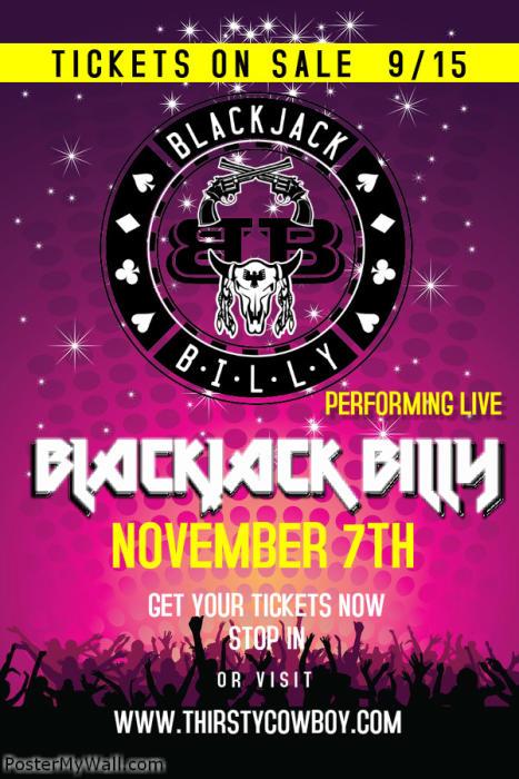 BLACKJACK BILLY