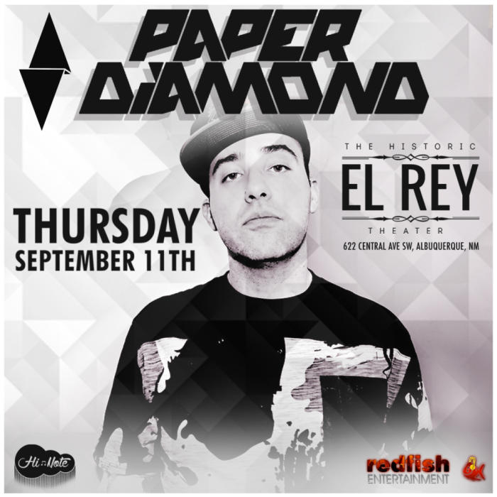 PAPER DIAMOND in Concert