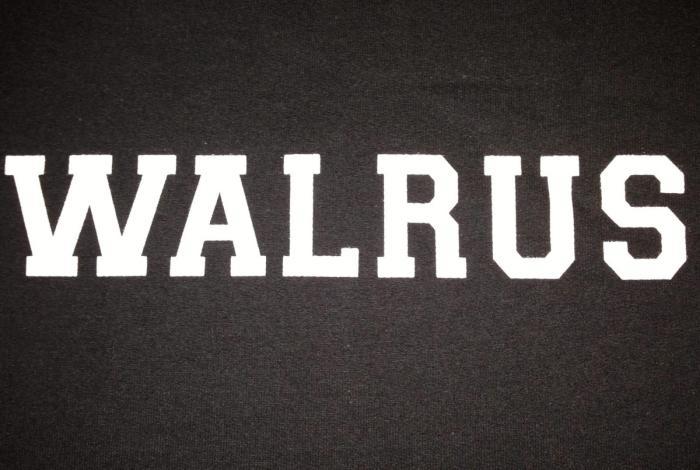 Walrus w/ Dirty Whorns & Favourite Fallen Idol