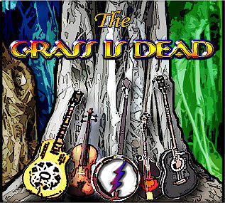 Bicycle Day:  The Grass is Dead / True Blue Band