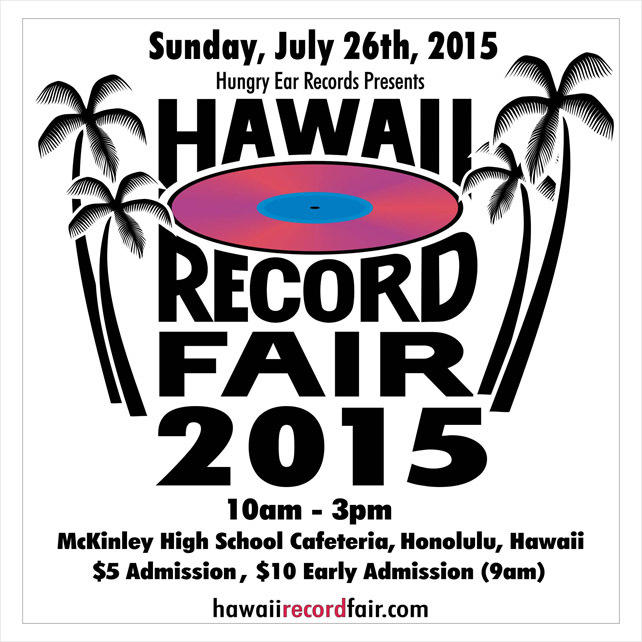 Hawaii Record Fair 2015