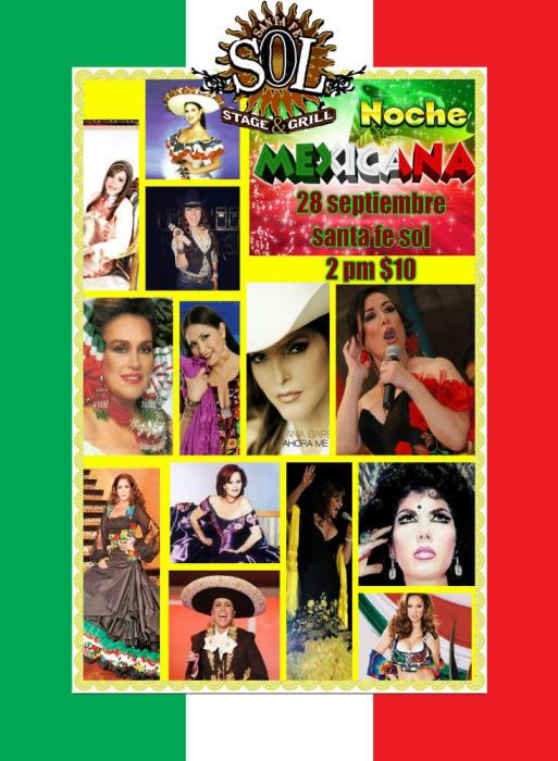 Fiesta MEXICANA Representacion de Artistas Valet Folklorico y Mariachis Rica Comida MExicana