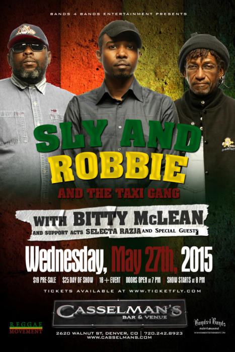 Sly and Robbie and the Taxi Gang