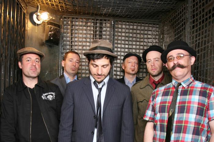 The Slackers w/ CCDE