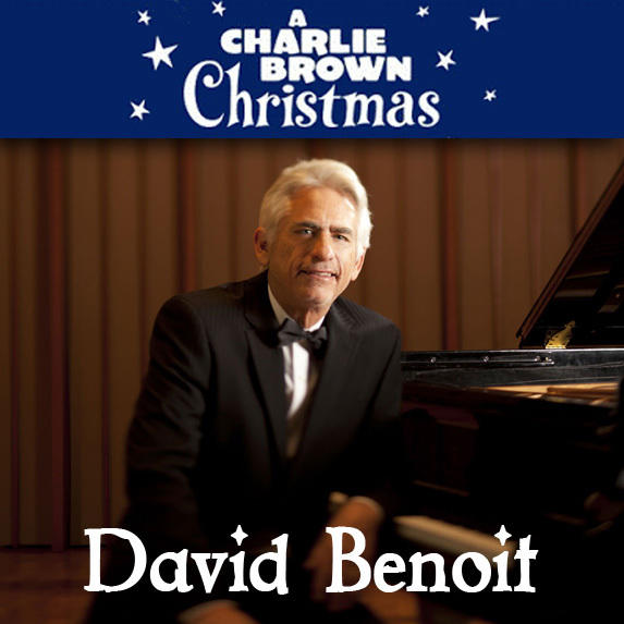 David Benoit, Legendary Jazz Pianist