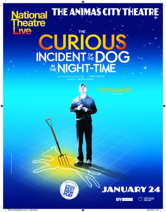 The Curious Incident of the Dog in the Night-Time (National Theatre of London)