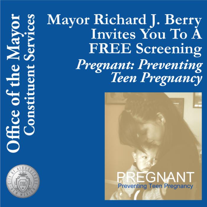 Pregnant / Preventing Teen Pregnancy