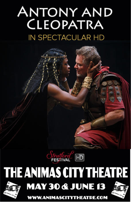 ANTONY AND CLEOPATRA (STRATFORD FESTIVAL SCREENING)