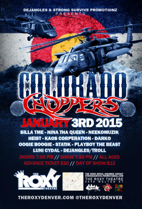 Colorado Choppers