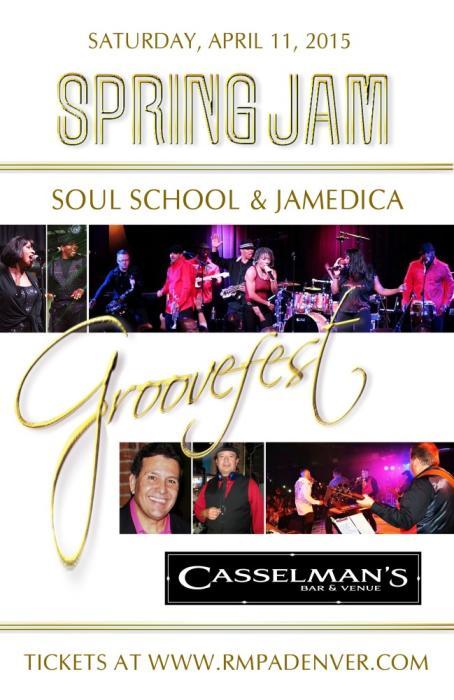 Spring Jam Groovefest