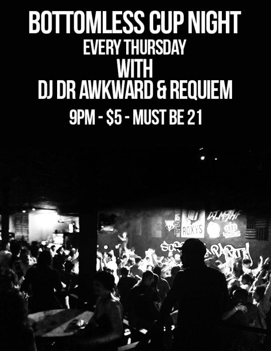 Bottomless Cup - Dr Awkward-Requiem