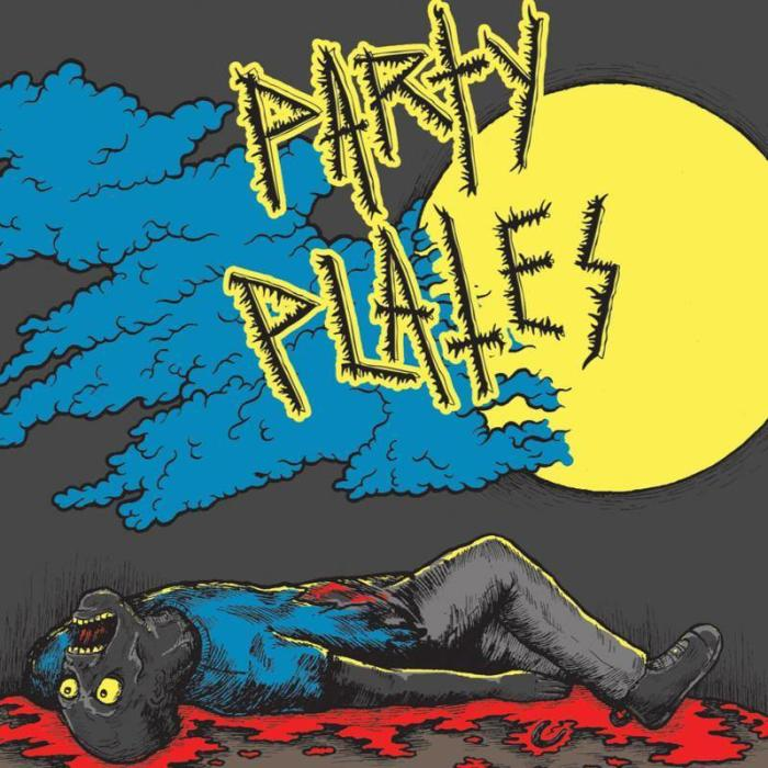 PARTY PLATES (Cleveland HxC - members of INMATES!) | DIE ROTZZ | Medically Separated | Short Leash