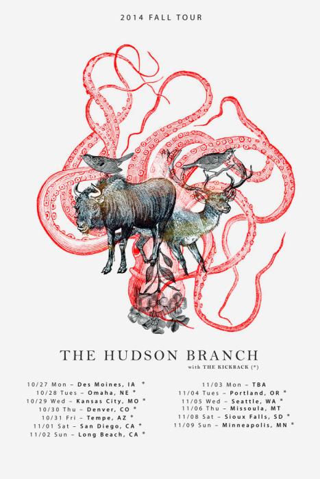 THE HUDSON BRANCH