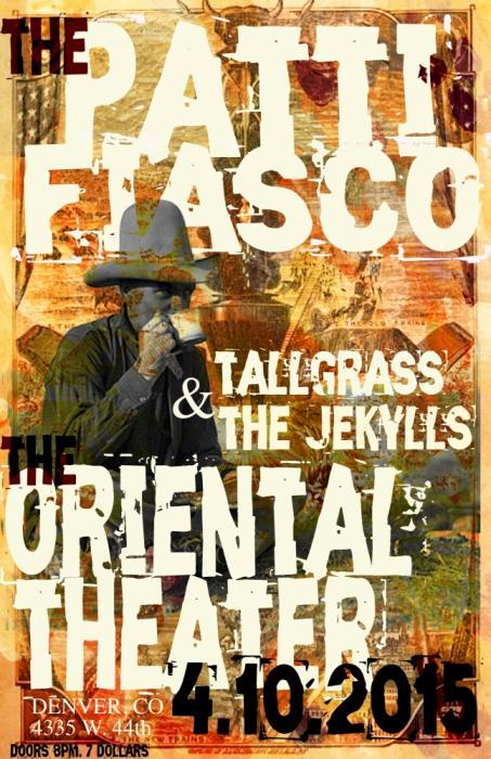 Patti Fiasco <br /> Tallgrass <br />  The Jekylls