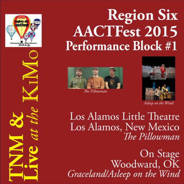 Region VI AACT Fest 2015