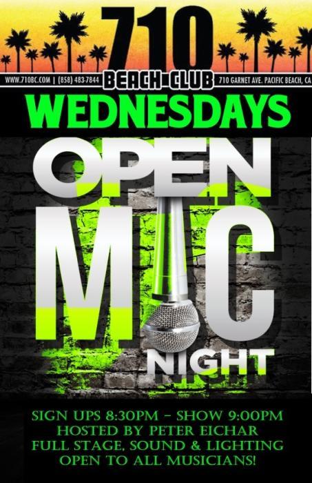Open Mic Open Jam