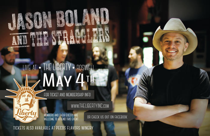 Jason Boland + The Stragglers