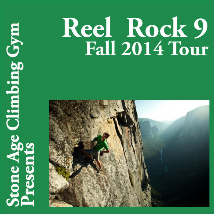 "Reel Rock 9 Film Tour ""Valley Uprising"""