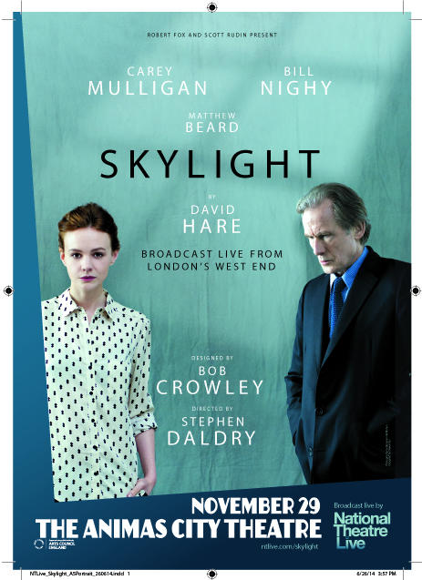 SKYLIGHT (NATIONAL THEATRE OF LONDON)