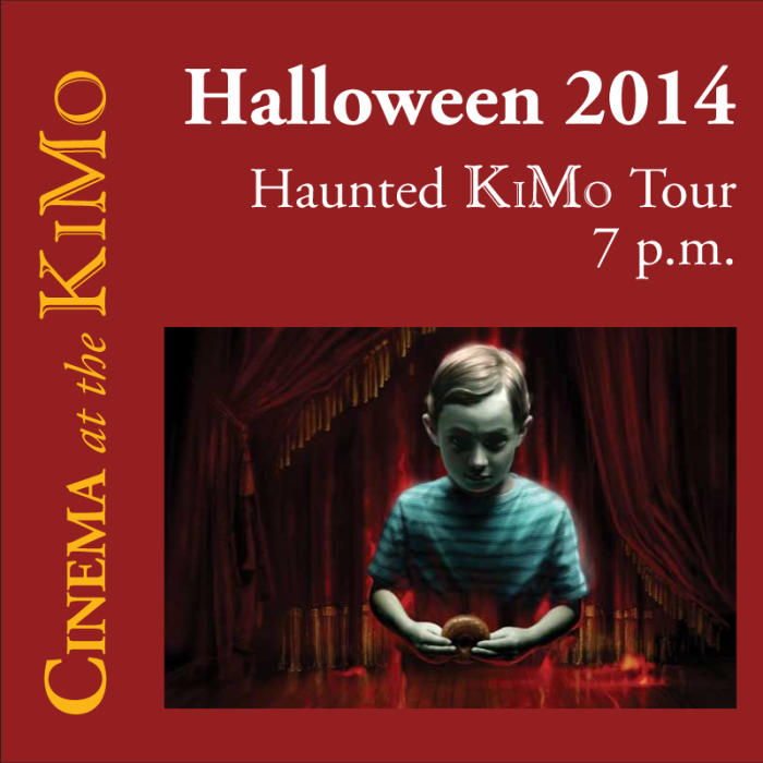 Haunted KiMo Tour  7pm  SOLD OUT!