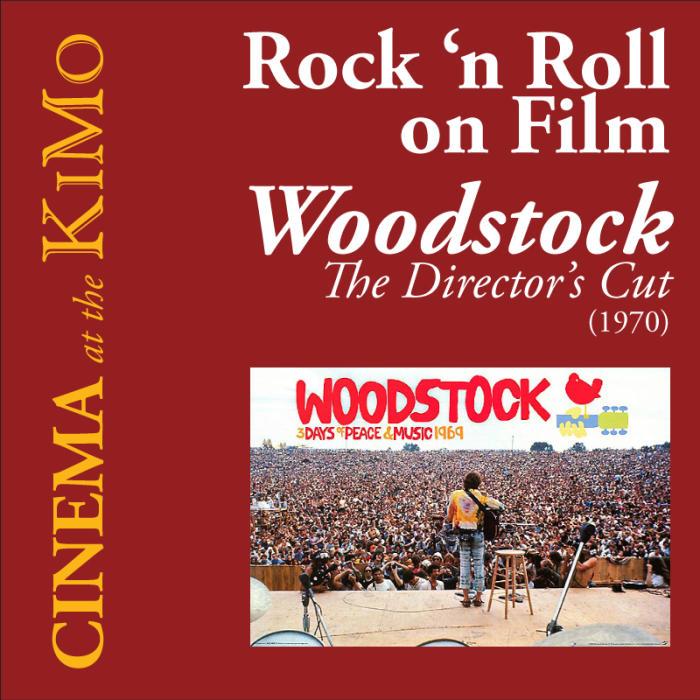 Woodstock (1970) The Directors Cut