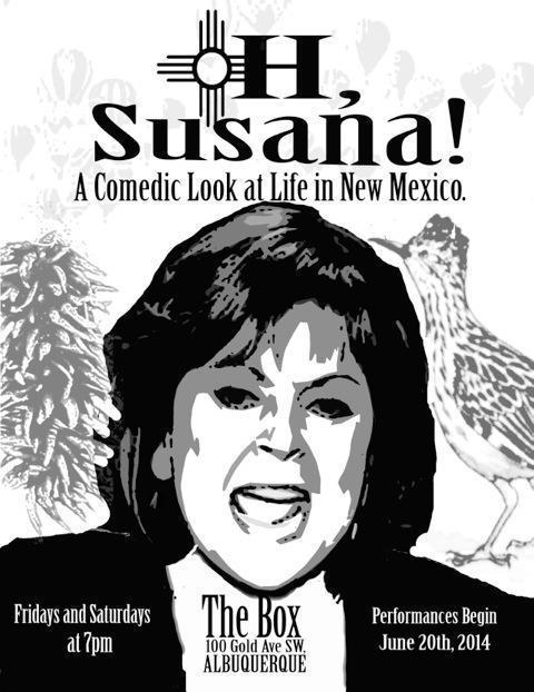 Oh, Susana!