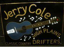 Jerry Cole & High Planes Drifters