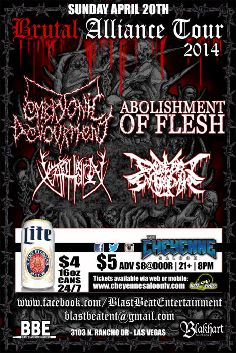Embryonic Devourment, Abolishment of Flesh