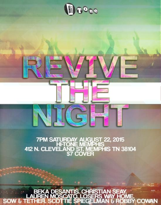 Revive The Night