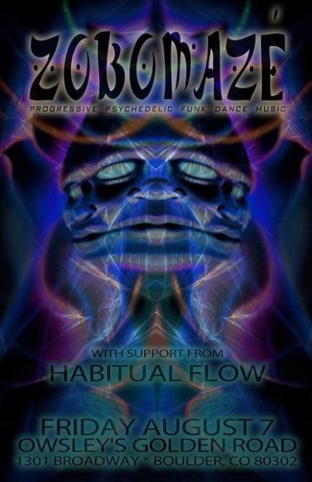 Zobomaze / habitual Flow