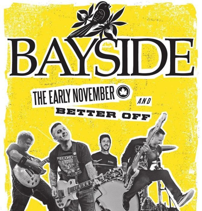 BAYSIDE, The Early November, Better Off