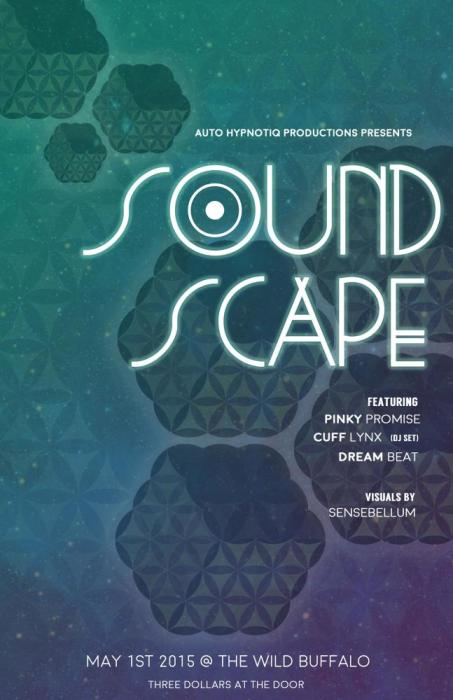 SOUNDSCAPE w/ Pink Promise, Cuff Lynx (DJ set), Dream Beat