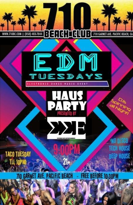 EDM Night!