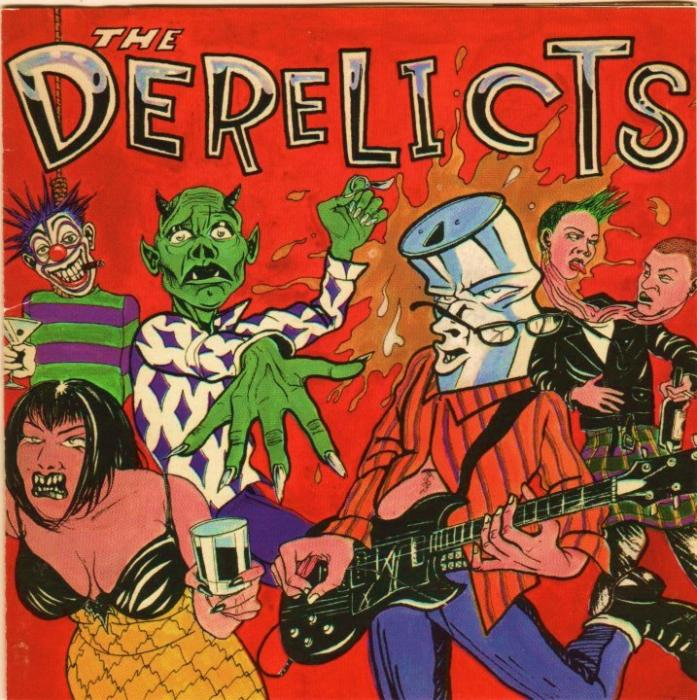 The Derelicts, Moral Crux, Dark White Light