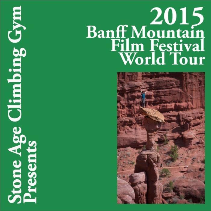 Banff Mtn Film Festival World Tour Day 1 March 11, 2015