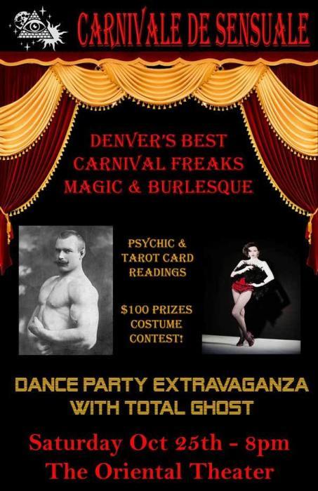 Carnivale de Sensuale