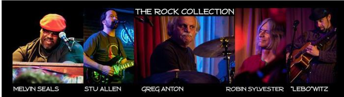 Rock Collection Feat Melvin Seals (JGB) Stu Allen (JGB) Reed Mathis (Tea Leaf Green) Gregg Anton (Zero) and Lebowitz (ALO)