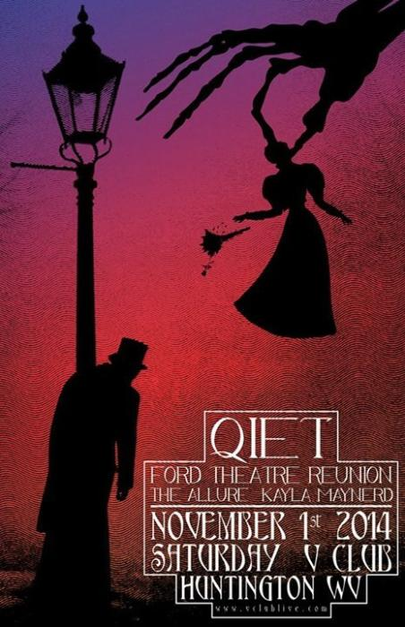 Qiet / Ford Theatre Reunion / The Allure / Kayla Maynerd