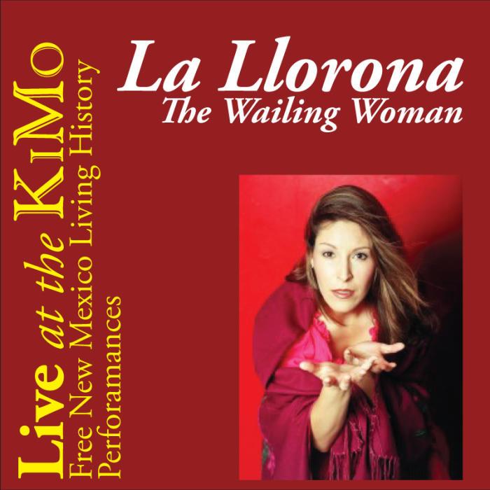 La LLorona, The Wailing Women - Student Matinee - SOLD OUT!!!
