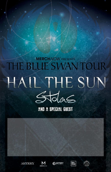 Hail The Sun, Stolas, Special Guests