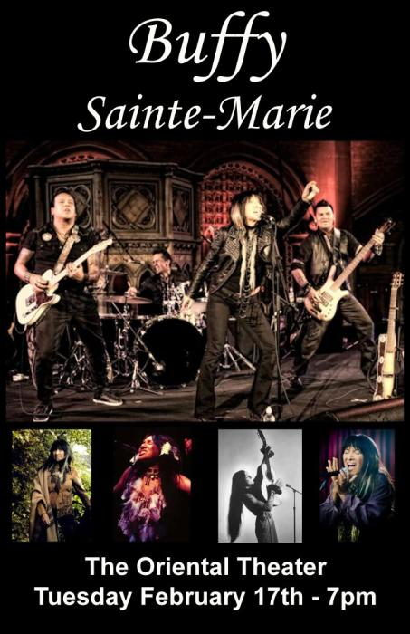 *** CANCELED *** Buffy Sainte-Marie