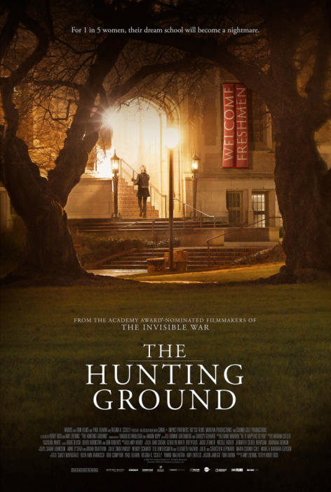 THE HUNTING GROUND (FEATURED FILM)