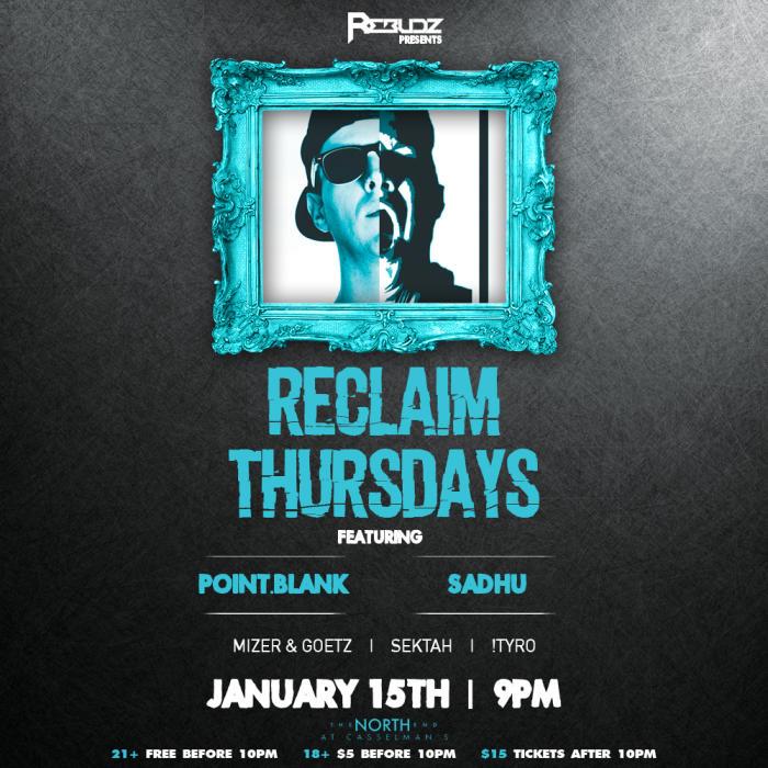 Reclaim Thursdays
