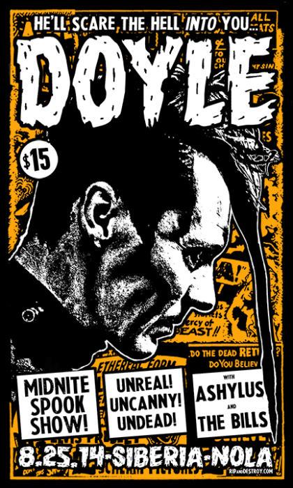 DOYLE (The Misfits) | Ashylus | The Bills