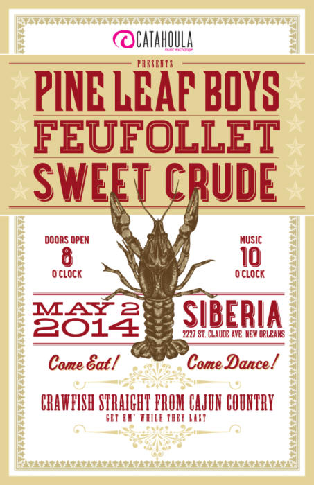 Feufollet | Sweet Crude | Pine Leaf Boys