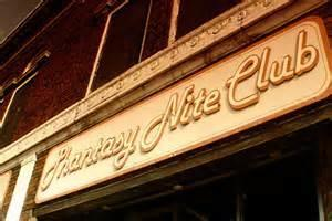 THE WORLD FAMOUS PHANTASY NITE CLUB IS NOW BOOKING !!